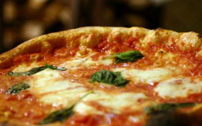La pizza (CAMPANIA)