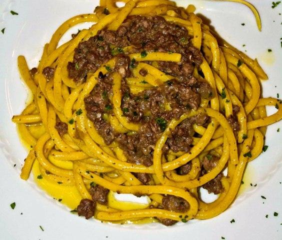 Bigoli all'Anatra (Veneto)
