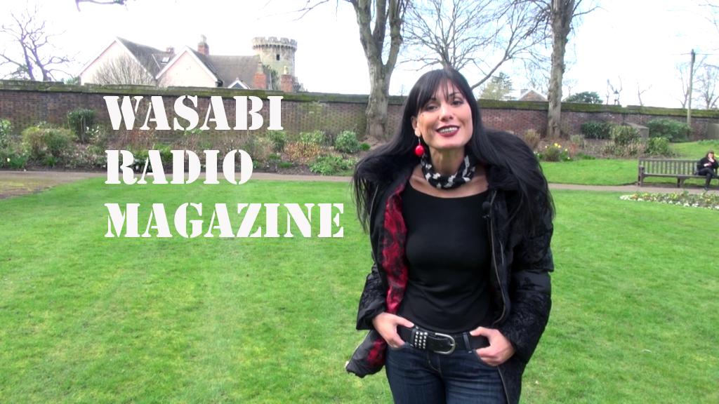 Barbara Venditti in salsa Wasabi (Radio Magazine) tutti i giorni in onda alle 9,30