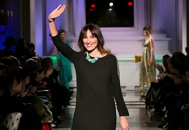 La stilista Giada Curti su Fashion Magazine di Valeria Oppenheimer