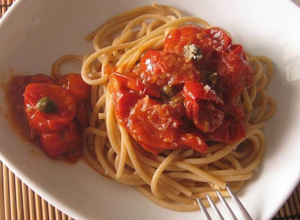 Spaghetti alla San Giuannìdde ( Bari – Puglia)