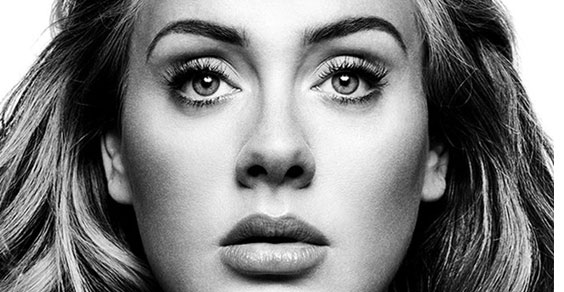 Adele riceve il Global Recording Artist