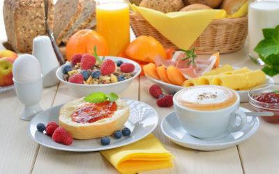 Una colazione abbondante aiuta negli anni a mantenersi in forma