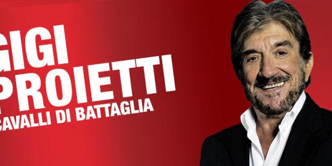 """Gigi Proietti torna all'Auditorium Parco della Musica in """"Cavalli di battaglia"""""""