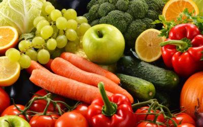 Frutta e verdura. Tre porzioni al giorno riducono rischio di mortalità