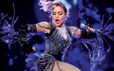 "Madonna: da oggi in tutti i negozi il live ""Rebel Heart Tour"""