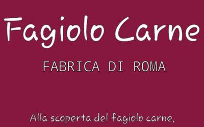 Sagra del fagiolo carne: dal 15 al 17 settembre a Fabrica di Roma