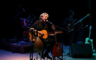 Eugenio Bennato: il 25 novembre parte da Milano il nuovo tour teatrale