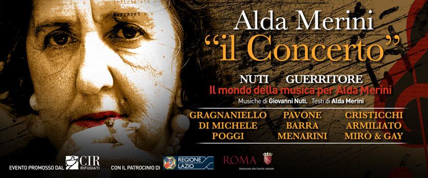 Al Teatro Sistina di Roma una serata evento in ricordo di Alda Merini