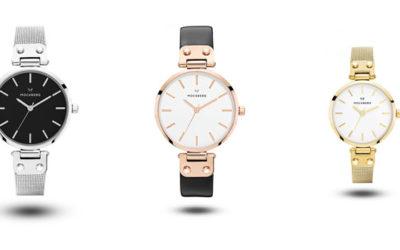 Approdano in Italia gli orologi Mockberg, i più amati nei Paesi scandinavi