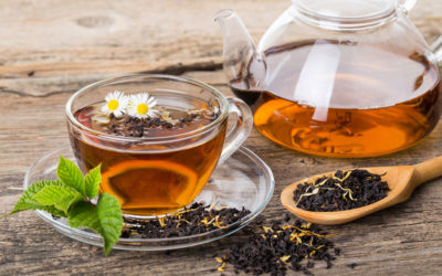 Tè nero per perdere peso