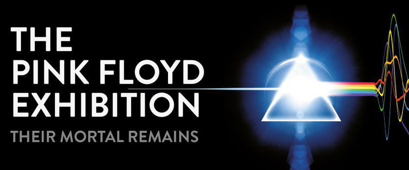 Mostra. The Pink Floyd Exhibition: Their Mortal Remains al Macro di Roma