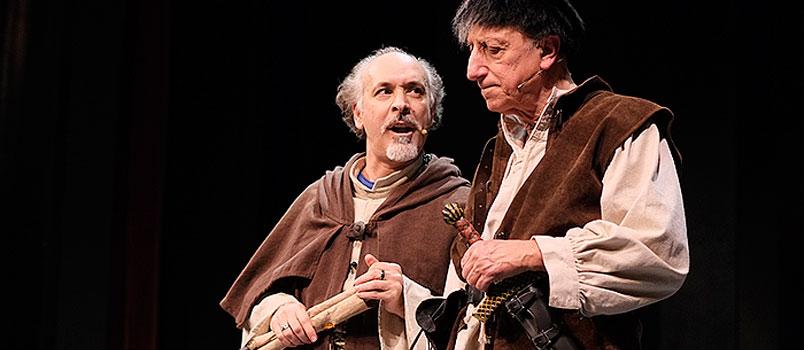 Pippo Franco in Brancaleone, dal 28 novembre al 3 dicembre al Teatro San Babila