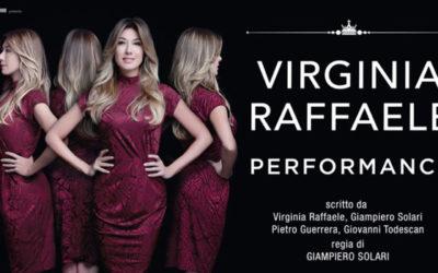 Viriginia Raffaele torna con tutta la sua comicità al Teatro Brancaccio di Roma