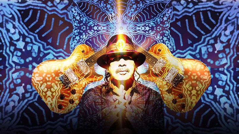 """Carlos Santana con """"Divination Tour 2018"""", tre imperdibili concerti in Italia"""