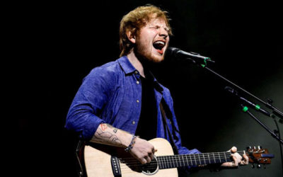 Ed Sheeran: nuovo record su Spotify