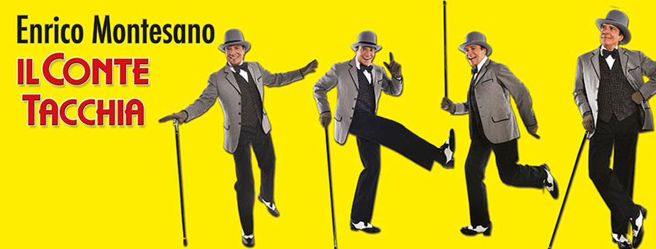 Enrico Montesano torna sul palco del Sistina con una nuova commedia musicale