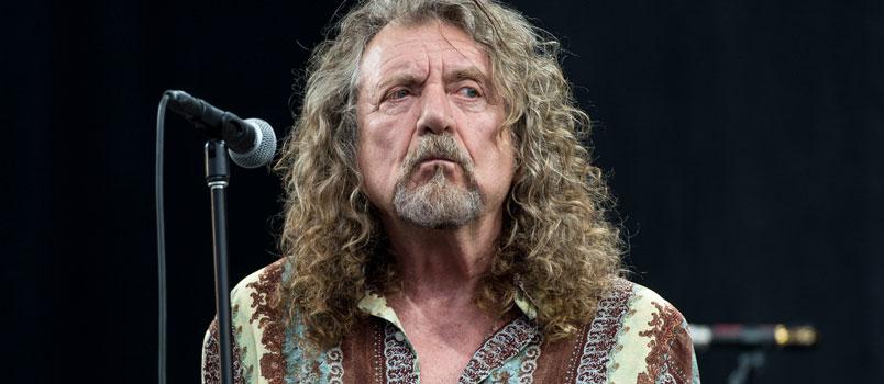 Robert Plant in concerto in Italia