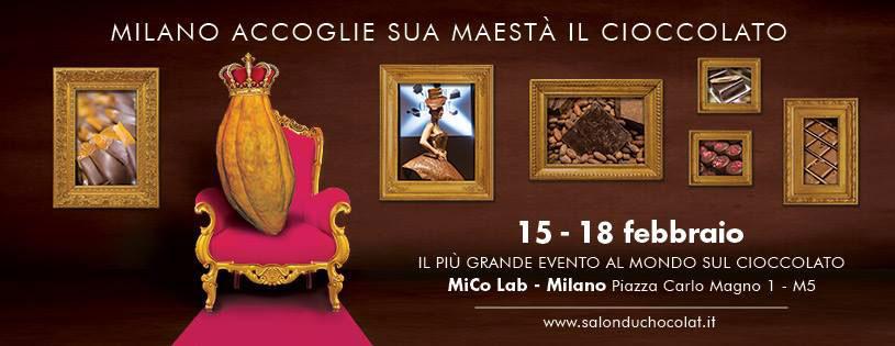 Salon du Chocolat a Milano: dal 15 al 18 febbraio