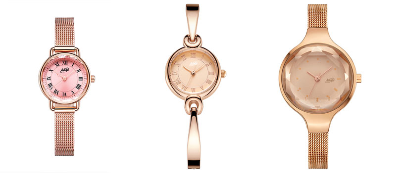 """Voilà """"J'Adore"""", la new collection di orologi firmata Didofà"""