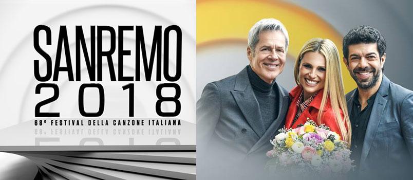 """Sanremo 2018. Claudio Baglioni: """"La stella polare di questa rassegna è la canzone italiana"""""""