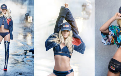 Britney Spears testimonial della campagna Kenzo