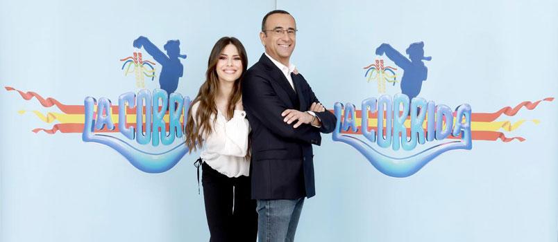 """""""La Corrida"""" torna in tv con Carlo Conti, da venerdì 13 aprile su Rai1"""