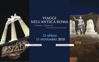 Dal 21 aprile torna il Viaggio nei Fori di Cesare e Augusto