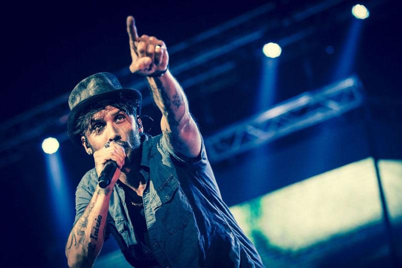 Cresce l'attesa per il grande concerto di Fabrizio Moro a Roma