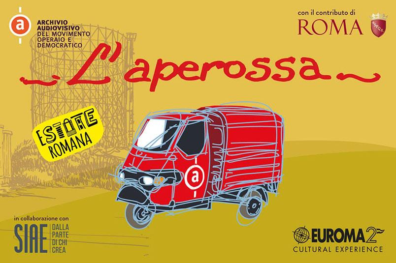 L'Aperossa: torna per l'Estate Romana 2018 la manifestazione sul cinema di strada