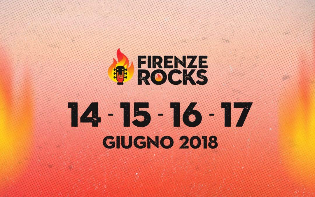 Firenze Rocks. In 200.000 da tutto il mondo per il Festival più atteso dell'estate