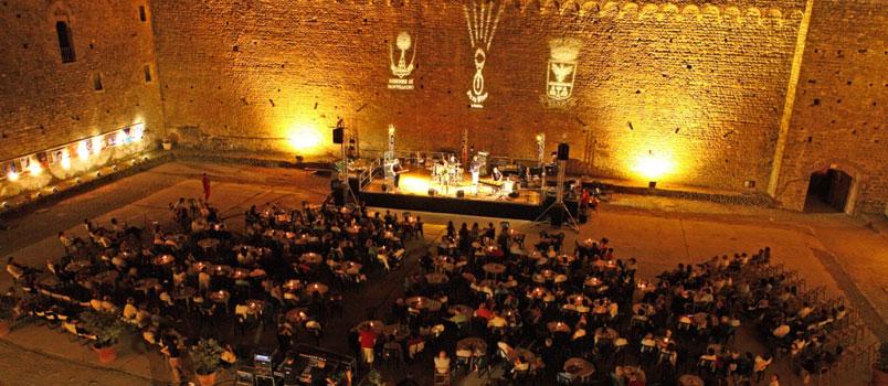 Jazz & Wine in Montalcino 2018: a luglio, parata di stelle nelle terre del Brunello