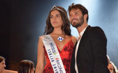 Nunzia Amato è Miss Mondo Italia 2018
