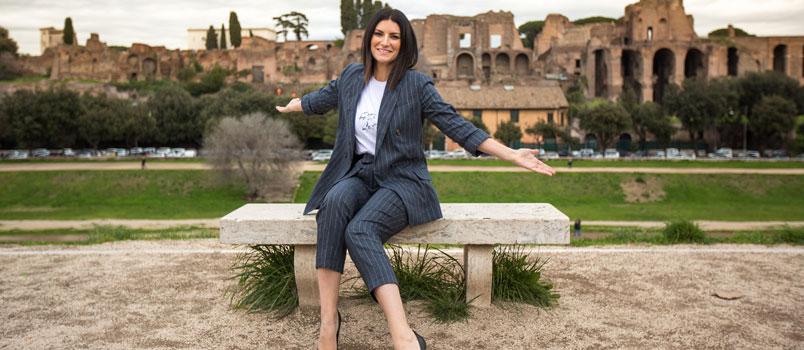 Laura Pausini. Il concerto del 21 luglio al Circo Massimo è già sold out!