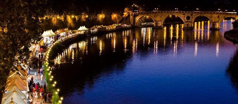 Roma. 21 Giugno La Festa Della Musica Lungo il Tevere