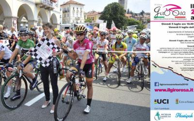 Il Giro Rosa 2018: il 5 e 6 luglio parte da Verbania la corsa a tappe di ciclismo femminile più importante al mondo