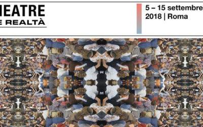 Torna a Roma dal 5 al 15 settembre Short Theatre 2018