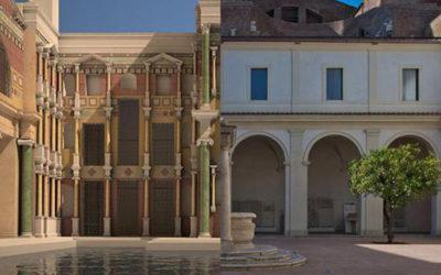 Rivivono le Terme di Diocleziano, grazie alla tecnologia 3D