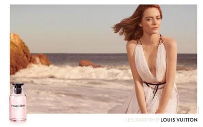 Louis Vuitton: profumo e corto con Emma Stone