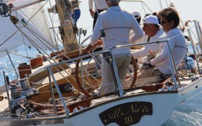 Vele d'Epoca in Adriatico: Serenity e Al Na'ir III vincono l'International Hannibal Classic 2018