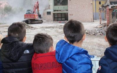 """Fondazione Andrea Bocelli: al via ricostruzione nuova scuola """"E. De Amicis"""" di Muccia"""