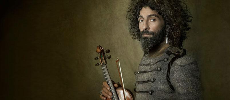 Il violino è rock: parte da Firenze il nuovo tour italiano di Ara Malikian