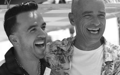 """Eros Ramazzotti feat. Luis Fonsi con """"Per Le Strade Una Canzone"""": online il video"""