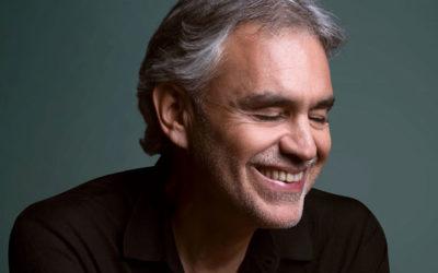 """Andrea Bocelli: il 2019 parte con un """"oro"""""""