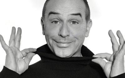 Antonio Giuliani: il nuovo show Insensibile. Dal 12 febbraio al Teatro Olimpico di Roma