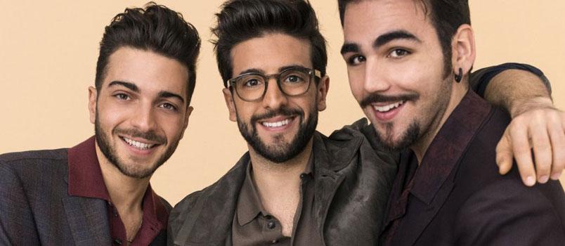 """Il Volo: da oggi in pre order """"Musica"""", il nuovo album in uscita il 22 febbraio"""