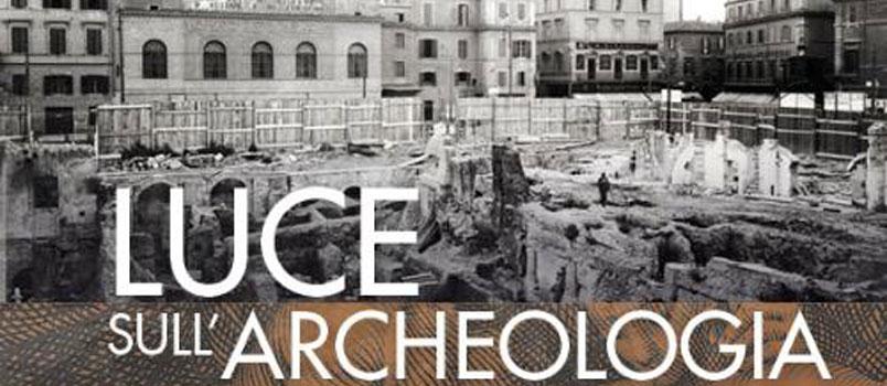 Luce sull'archeologia:  nuovo ciclo di incontri al Teatro Argentina di Roma