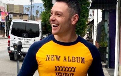 Tiziano Ferro: il 22 novembre esce nuovo album per  Virgin Records