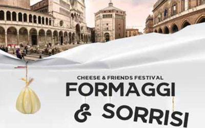 A Cremona sta per arrivare Formaggi e Sorrisi 2019