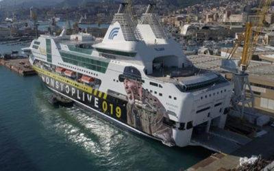 La nave di Vasco è finita ed è pronta a salpare